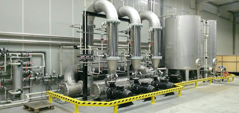 Theodor Peters & Co - TPA Wasseraufbereitung