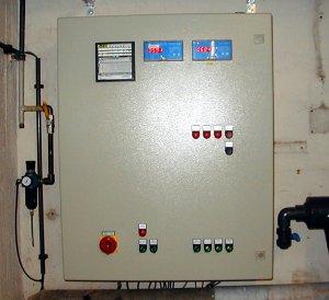 Wasserneutralisationsanlage