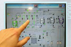Mikroprozessor-Steuerungen und SPS-Schaltanlagen
