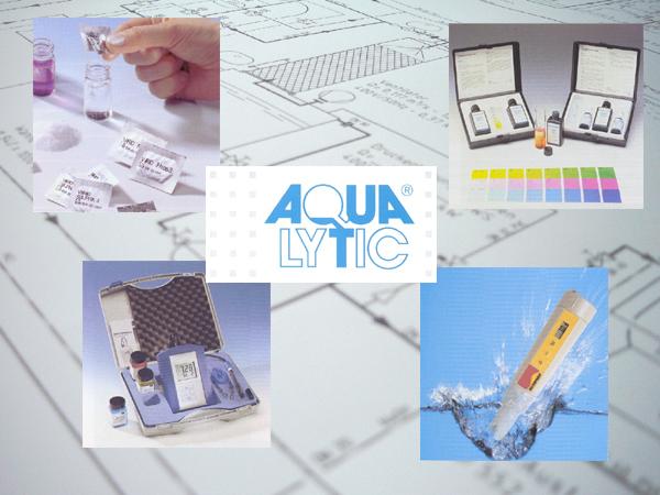 Testgeräte und Reagenzien aus einer Hand für die moderne Wasseranalytik